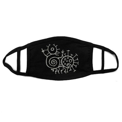 Heilung - Fuck Corona - Mask