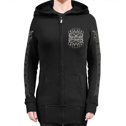Heilung - Futha - Hooded Sweat Shirt Zip (Women)