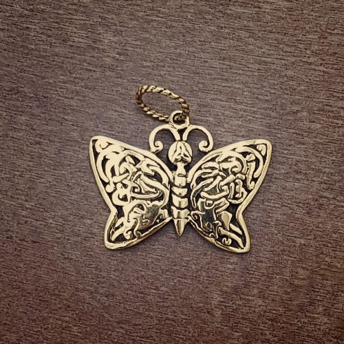 Heilung - Knotwork Butterfly - PENDANT