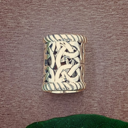 Heilung - Knotwork Holed - BEARD BEAD (Men)