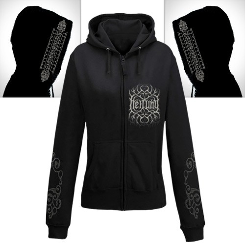 La Tene - Hooded Sweat Shirt Zip (Women)