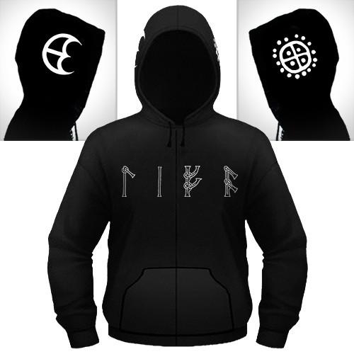 Heilung - Lifa - Hooded Sweat Shirt Zip (Men)