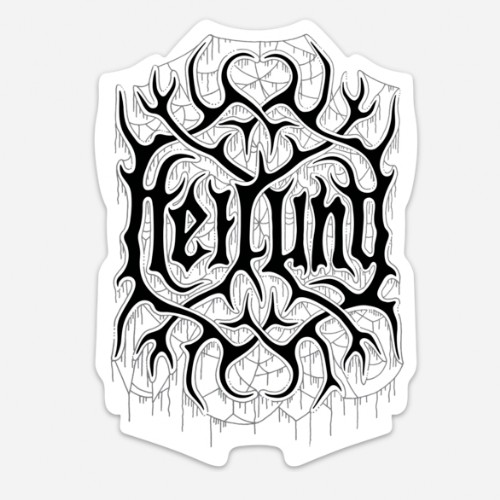 Heilung - Logo - Sticker