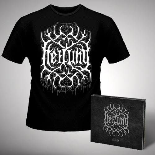 Heilung - Ofnir - CD DIGIPAK + T-shirt bundle (Men)