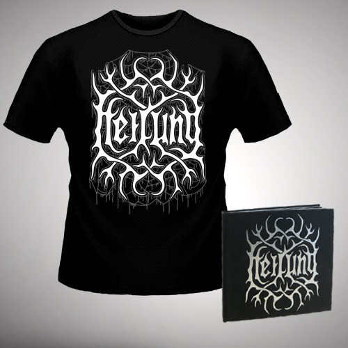 Heilung - Ofnir [Deluxe Edition] - CD BOOK + T-shirt bundle (Men)