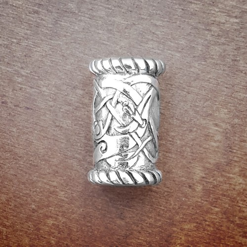 Heilung - Urnes Dragon - BEARD BEAD (Men)