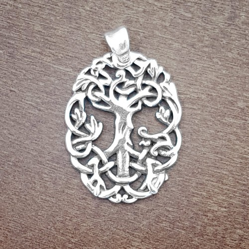 Heilung - Yggdrasil Tree Of Life - PENDANT
