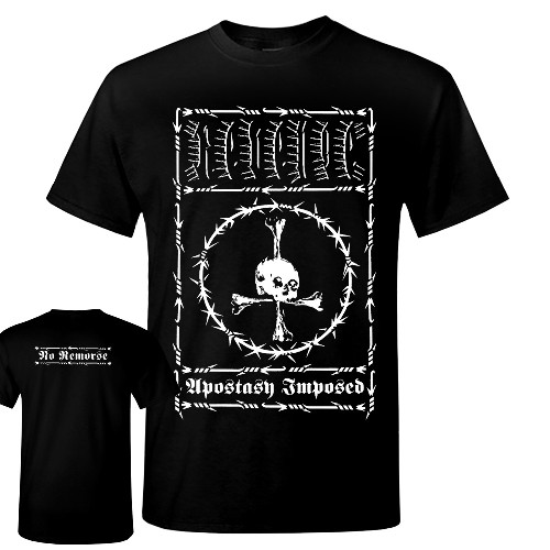 Revenge - Apostasy Imposed - T-shirt (Men)