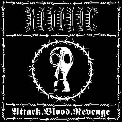 Revenge - Attack.Blood.Revenge - CD + Digital