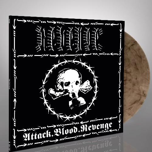 Revenge - Attack.Blood.Revenge - LP COLOURED + Digital
