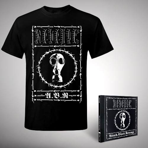 Revenge - Bundle 1 - CD + T-shirt bundle (Men)