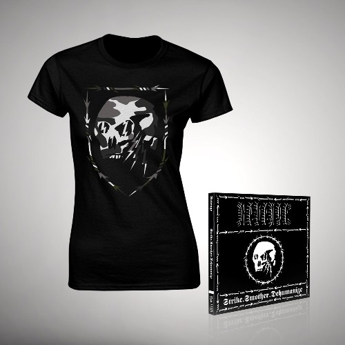 Revenge - Bundle 2 - CD DIGIPAK + T-shirt bundle (Women)