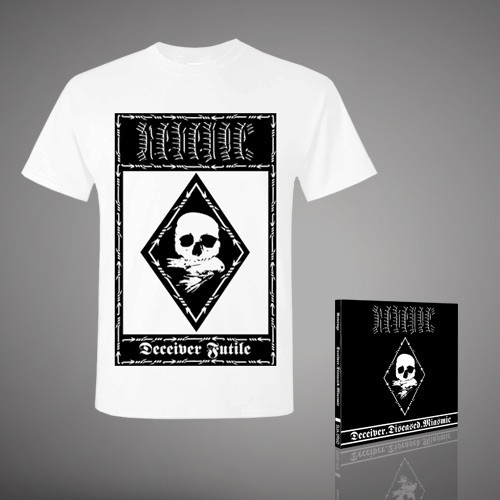 Revenge - Bundle 4 - CD EP + T-SHIRT (Men)