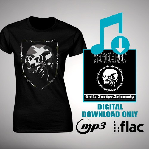 Revenge - Bundle 6 - Digital + T-shirt bundle (Women)