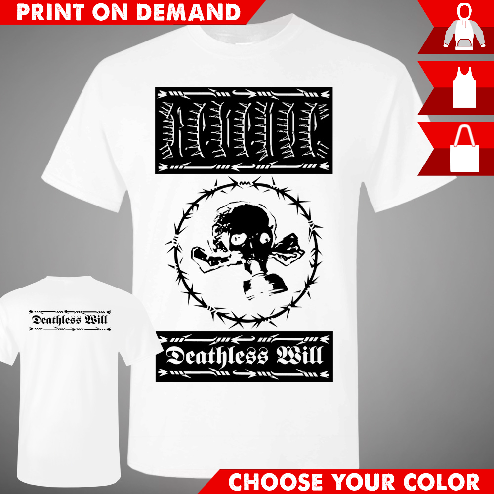 Revenge - Deathless Will - Print on demand