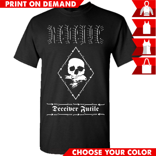 Revenge - Deceiver Futile - Print on demand