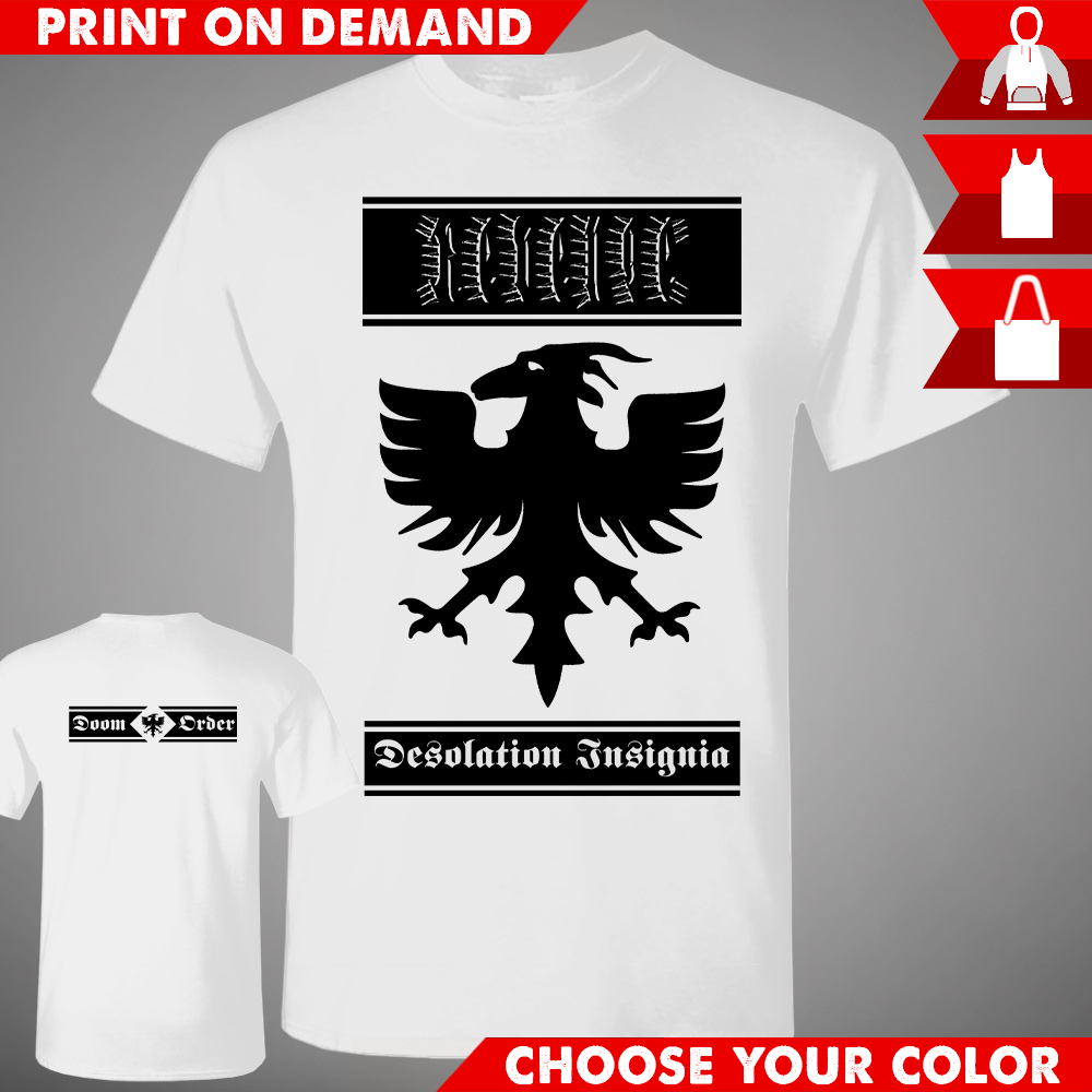 Revenge - Desolation Insignia - Print on demand