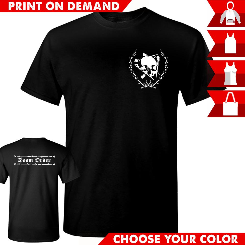 Revenge - Doom Order - Print on demand