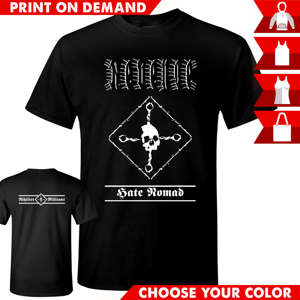 Revenge - Hate Nomad - Print on demand