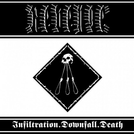 Infiltration.Downfall.Death - CD DIGIPAK