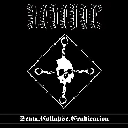 Revenge - Scum.Collapse.Eradication - CD