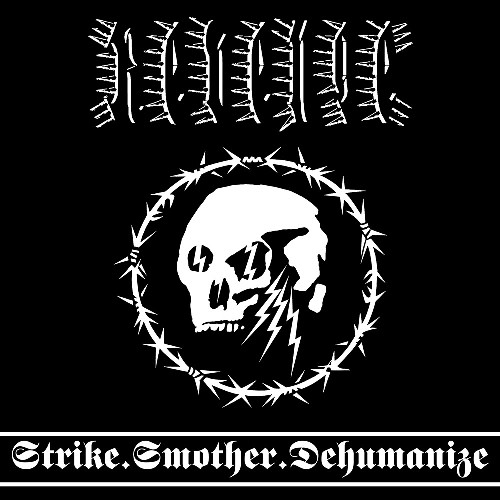 Revenge - Strike.Smother.Dehumanize - CD DIGIPAK + Digital