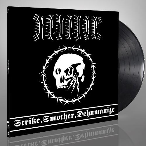 Revenge - Strike.Smother.Dehumanize - LP + Digital