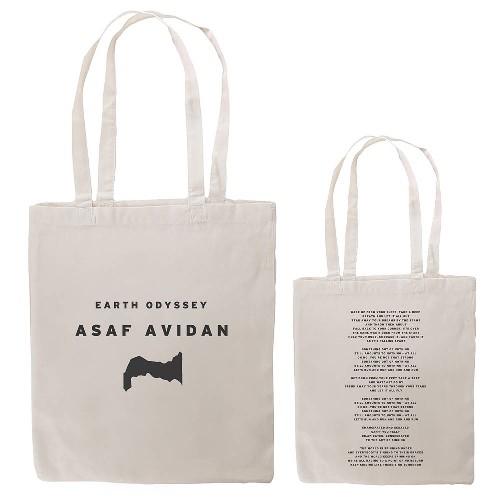 Asaf Avidan - Earth Odyssey - TOTE BAG