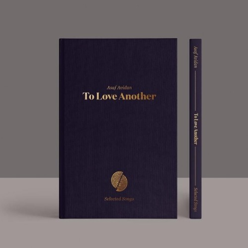 Asaf Avidan - To Love Another - Poem Book