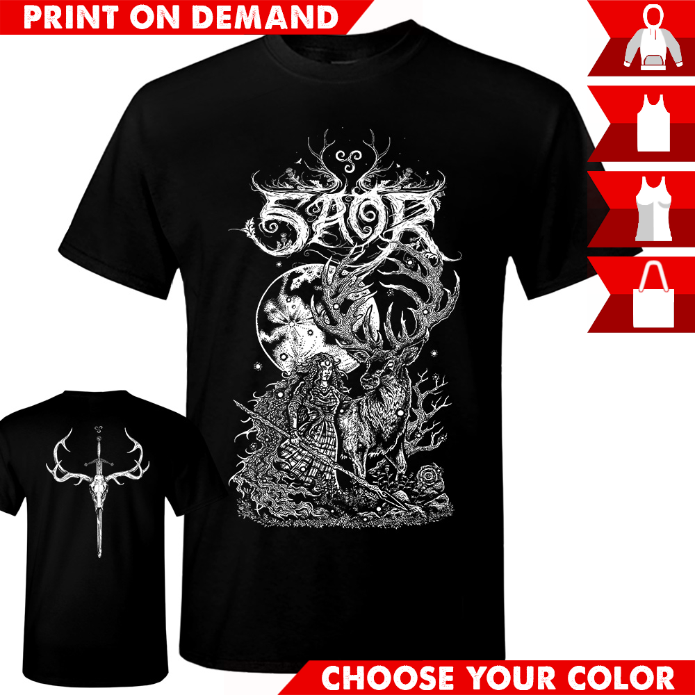 Saor - Deer - Print on demand