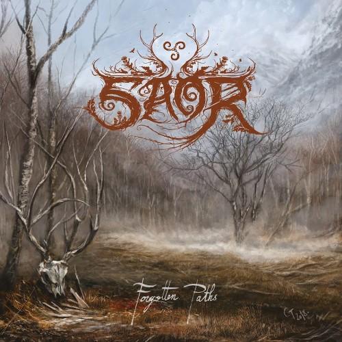Saor - Forgotten Paths - CD DIGIPAK