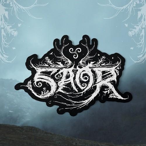 Saor - Logo - Patch
