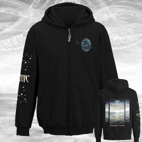 Cynic - Constellation - Hooded Sweat Shirt Zip (Men)