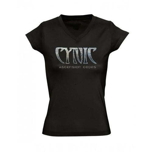 Cynic - Logo - T-shirt (Women)