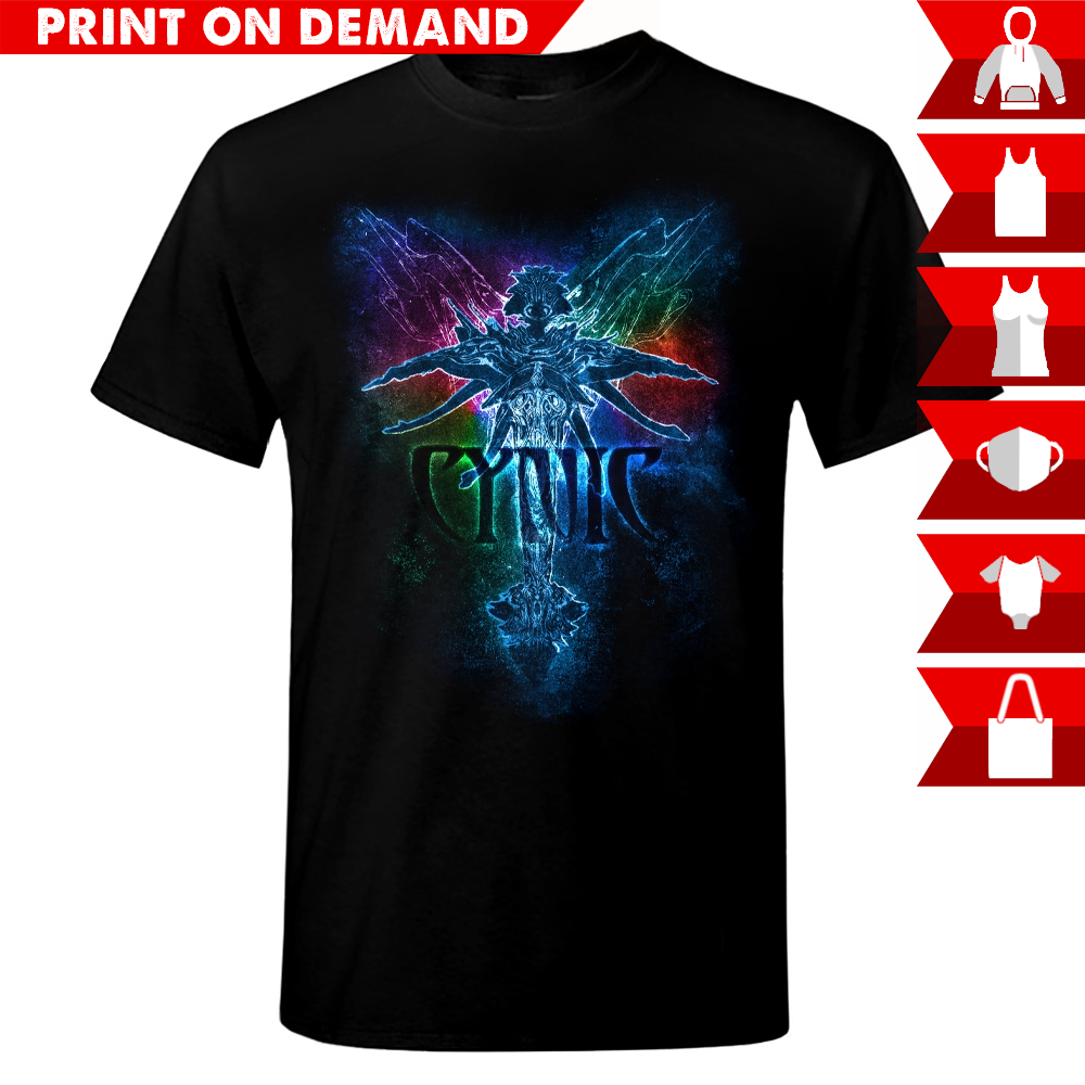 Cynic - Traced in Air Prism - Print on demand
